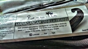 beans in packet