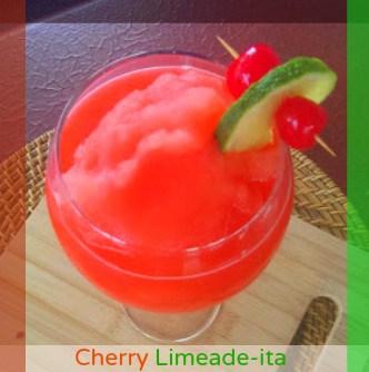 cherry limeadeita