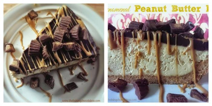 Reese's Peanut Butter Cup Chocolate Pie - It's Phenomenal!