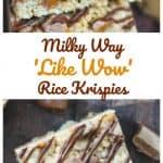 Milky Way 'Like Wow' Rice Krispies