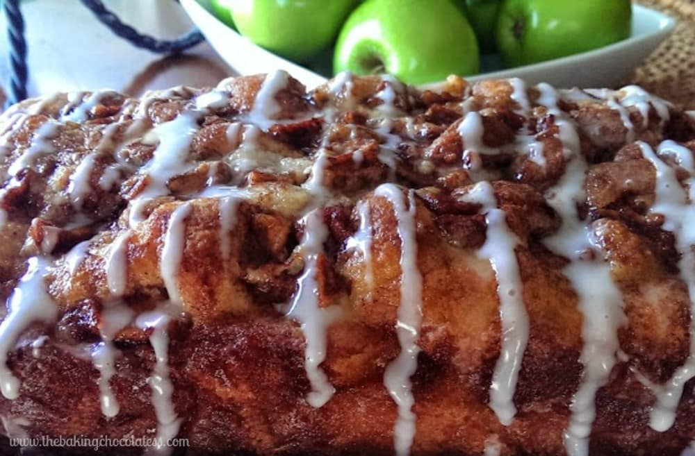Awesome Country Apple Fritter Bread Recipe – The Baking ... - photo#13
