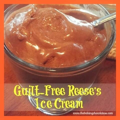 reeses ice cream