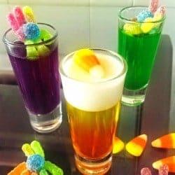 BOO! 3 Fa'BOO'lous Halloween Jell-O Shots!