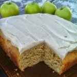{Cinnamon Cream Cheese Frosting included!}