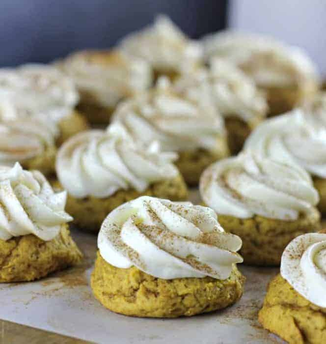 Ultimate Soft Pumpkin Cookies