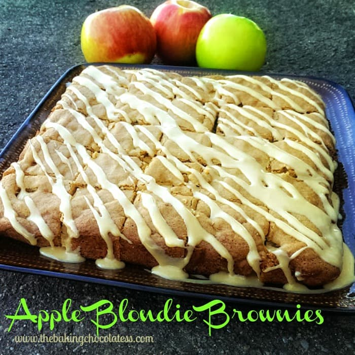 'Copycat' Applebee's Blondie Brownies