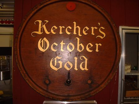 Kercher's October Gold Apple Cider