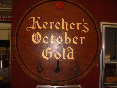 Kercher's October Gold Apple Cider