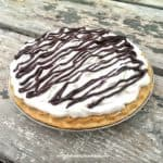 Whipped Chocolate Cream Pie!   {Bringin' Sexy Back!}