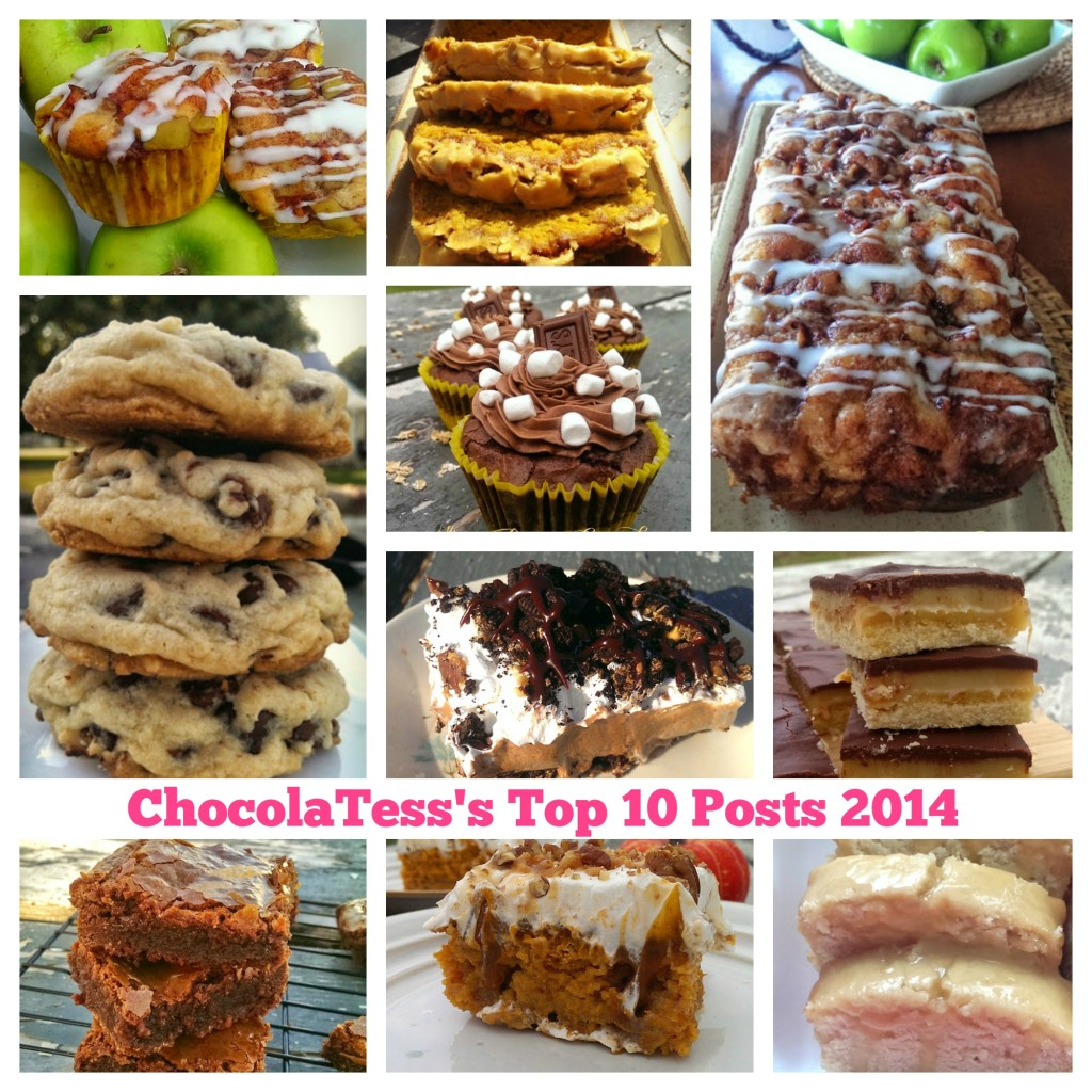 ChocolaTess Top 10 2014