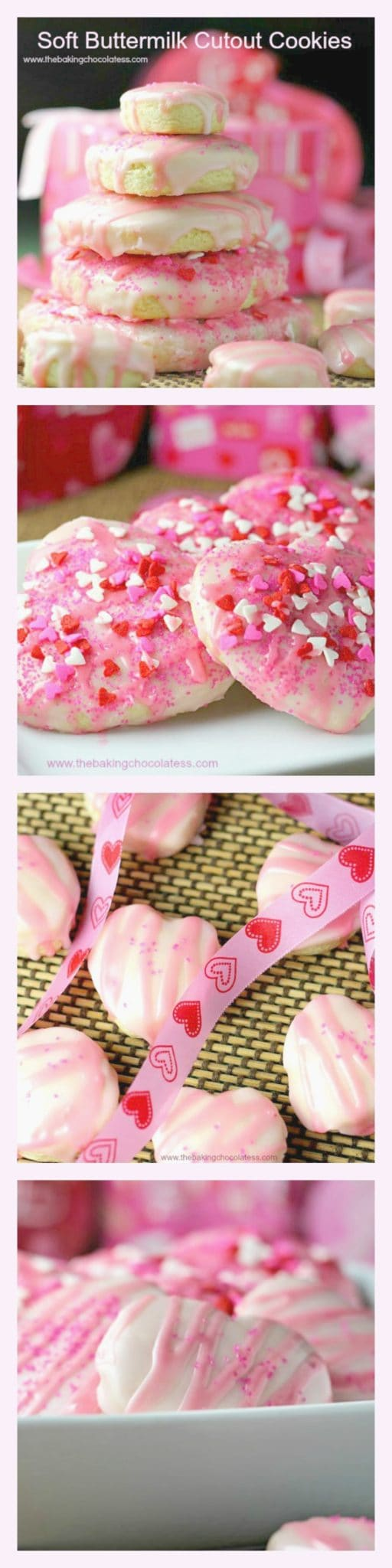 Soft Buttermilk {Cutout} Cookies & Icing!