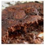 Chocolate Fudge Pudding Cake {Chocolate Heaven}