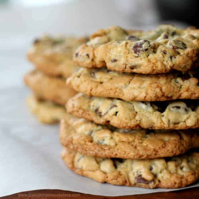 Chewy Chocolate Overload Cookies – The Baking ChocolaTess