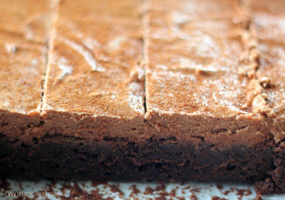 Mexican Spiced Brownies