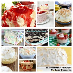 """17 Irresistible """"Fluffy"""" Desserts to Make You Swoon"""