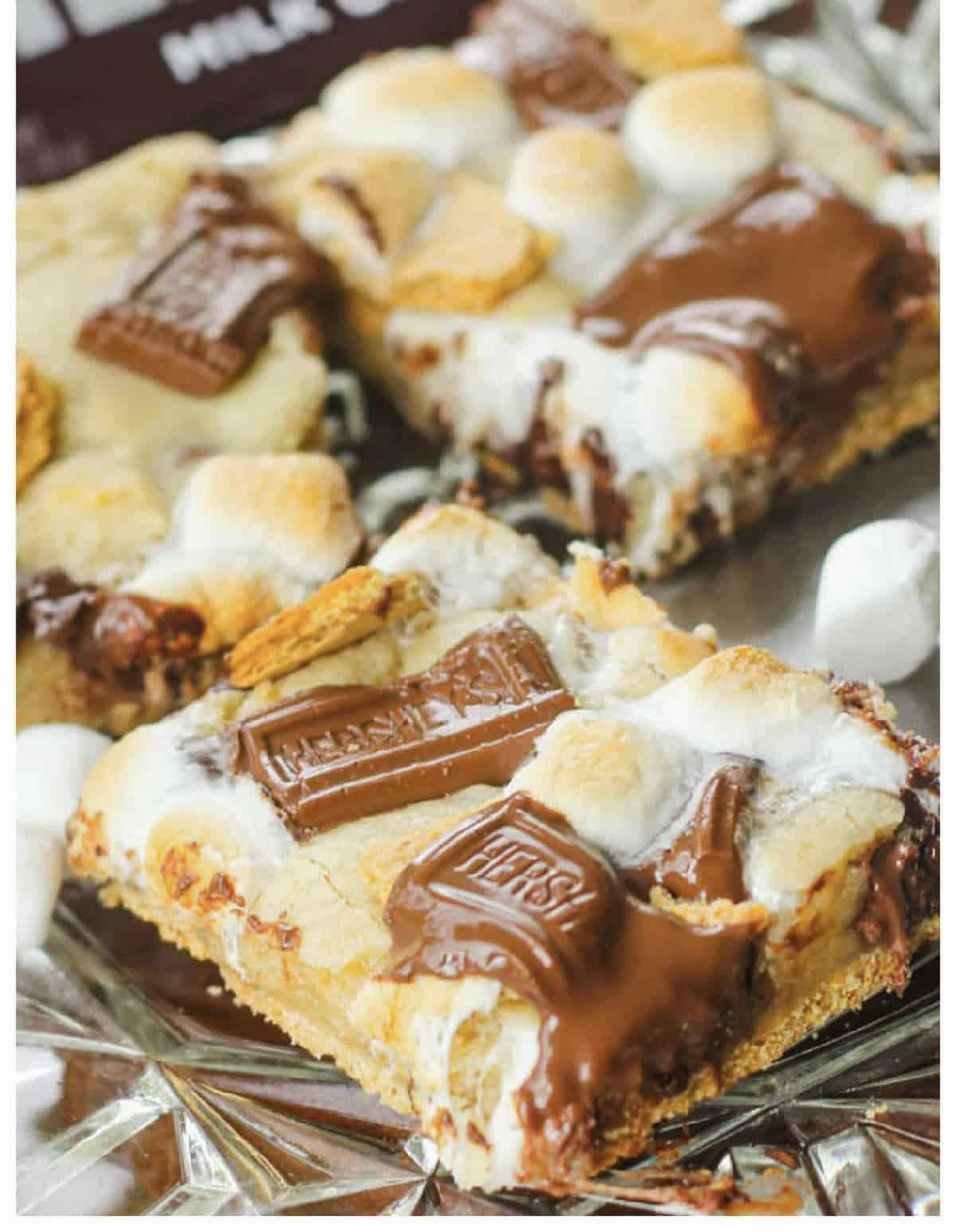 S'more Bars = S'more S'miles