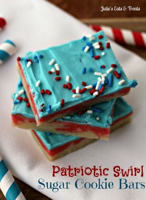 20 Red, White & Blue Patriotic Desserts to Proudly Hail!20 Red, White & Blue Patriotic Desserts to Proudly Hail!