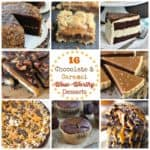 16 Chocolate & Caramel Gooey Decadent Desserts That Rule!  {Wow-worthy!}