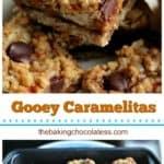Gooey Caramelitas
