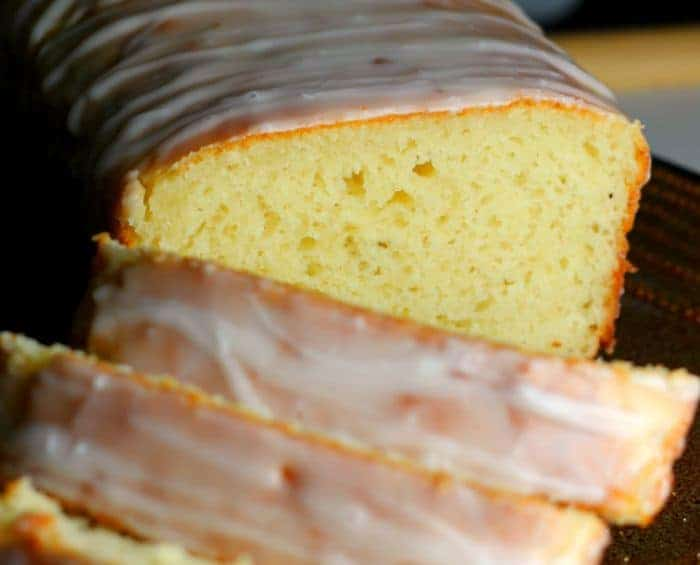 Limoncello Cake Loaf