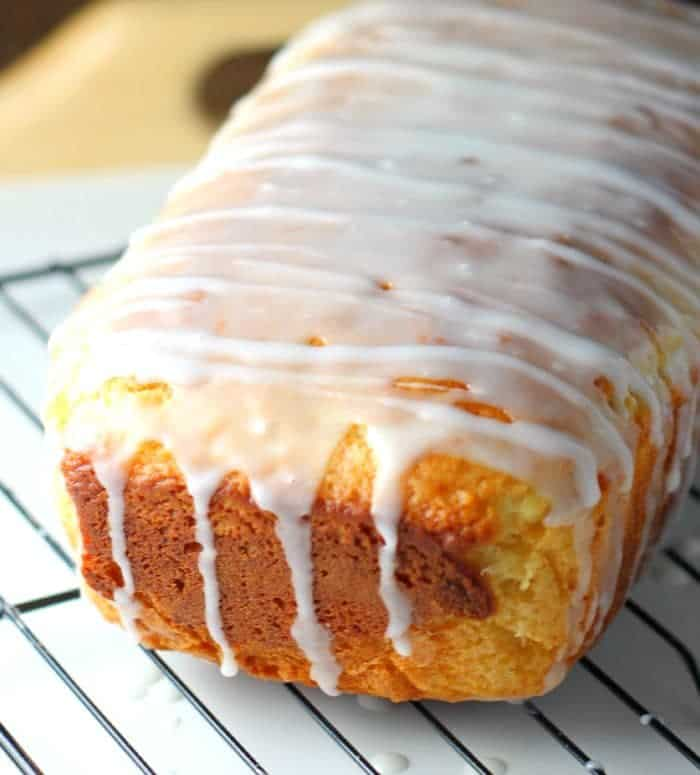 Limoncello Cake Loaf