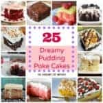 25 Dreamy Pudding Poke Cakes You Shouldn't Live Without!
