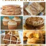25 Snickerdoodle-Palooza Party Desserts