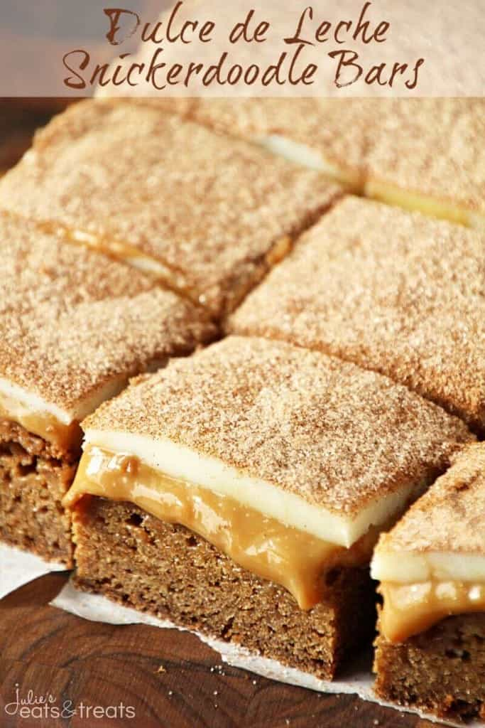 Who Needs 25 Snickerdoodle-Palooza Party Desserts?