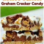 Reese's S'mores Graham Cracker Candy