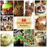 16 Caramel Apple Recipes!  We Got Ya Covered!