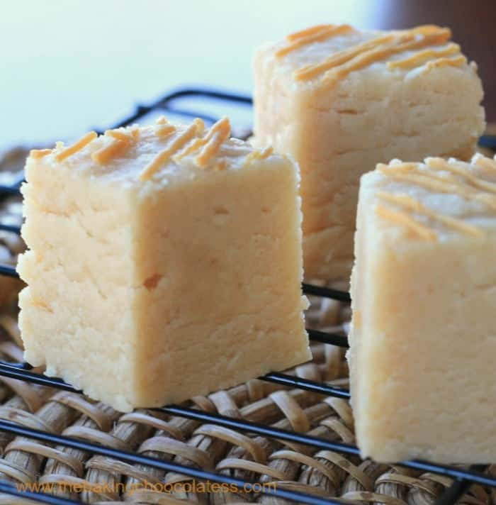 Soft & Creamy Peanut Butter Fudge