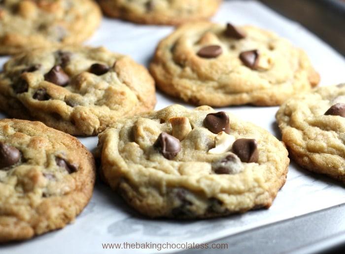 OMG! Ultimate Milk Chocolate Cashew Cookies