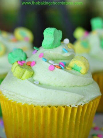 Magically Delicious 'Dew' Cupcakes