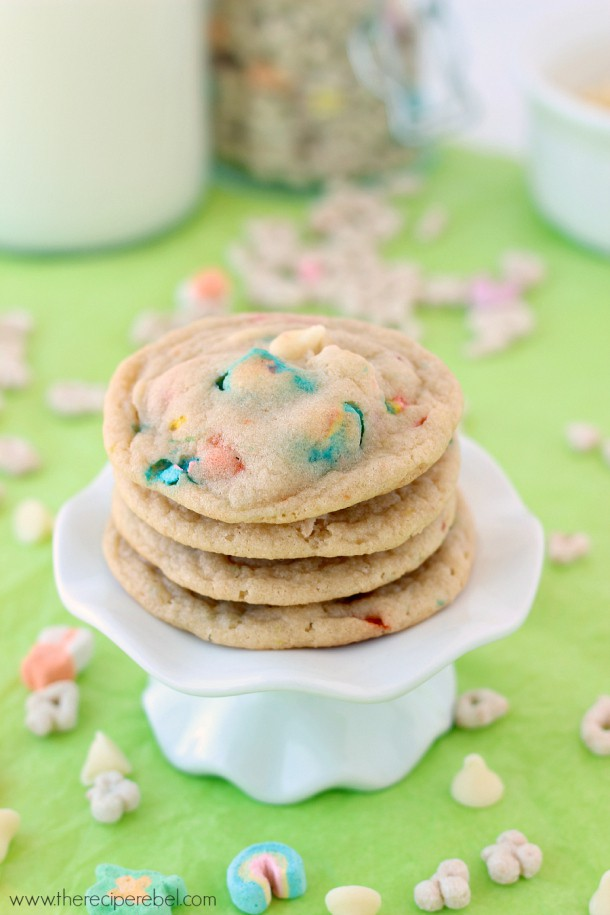 10 Magically Delicious Lucky Charm Desserts