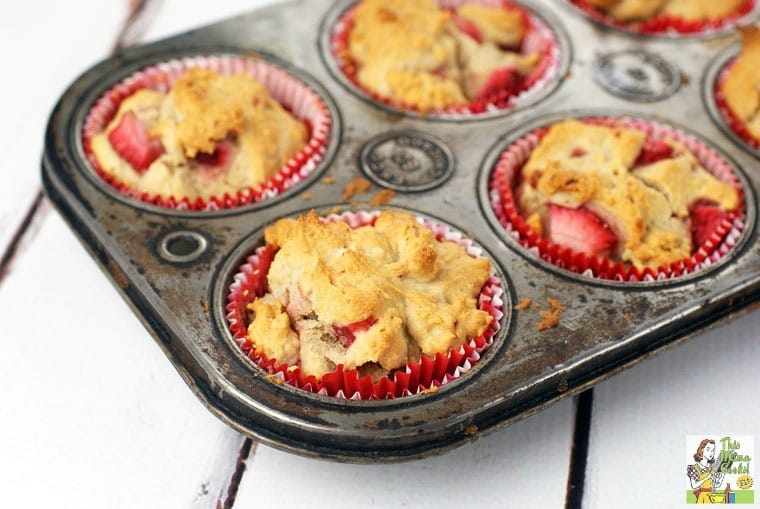 10 Glorious Gluten-Free Muffin Recipes for Summer!