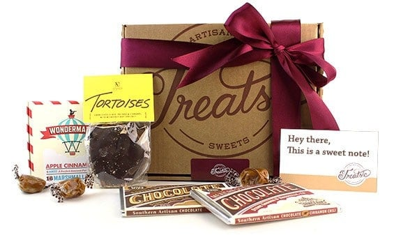 Treatsie Artisan Sweets Came!  Come Take a Peek!