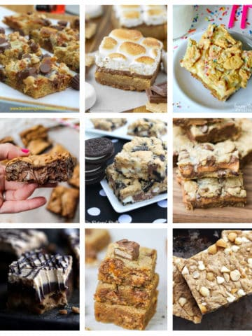 More Blondies You'll Love! Easter M&M Chocolate Chip Blondies Awesome Butterscotch Blondies Holiday Cranberry White Chocolate Blondies Salted Caramel Chip Apple Blondies Strawberry Milk Chocolate Chip Blondie Bars Sheet Pan Peanut Butter Chocolate Blondie Dream Bars