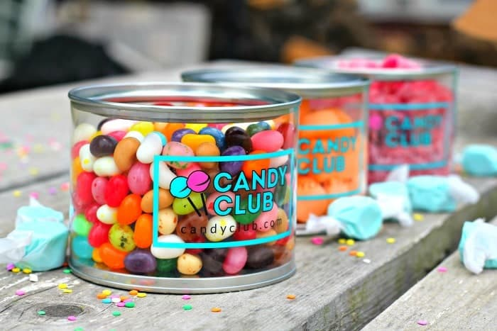 'Candy Club' Me Anytime Thank You