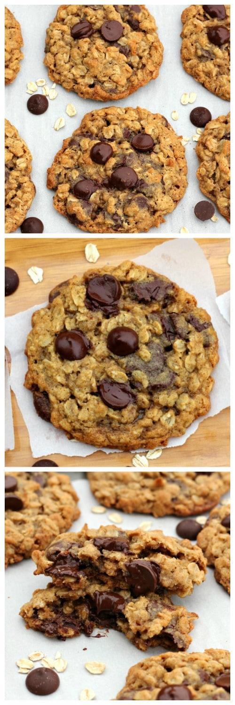 how to make chocolate oatmeal cookies set