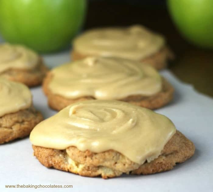 Apple Drop Cookies