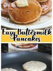 Breakfast for Dinner Month + Krusteaz Breakfast Night Prize Give-Away