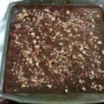 Southern Dark Chocolate Texas Sheet Cake
