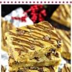 Sheet Pan Peanut Butter Chocolate Dream Bars