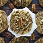 Butter Pecan Turtle Cookies