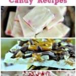 3 White Chocolate No-Bake Festive Candy Recipes