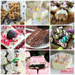 Best 9 Recipes of 2017 #2017bestnine