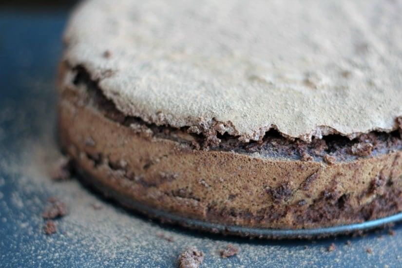 Flourless Indulgent Chocolate Cake