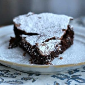 Flourless Indulgent Chocolate Explosion Cake