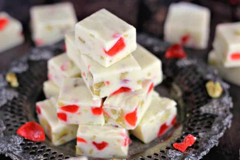 3 White Chocolate No-Bake Festive Candy Recipes