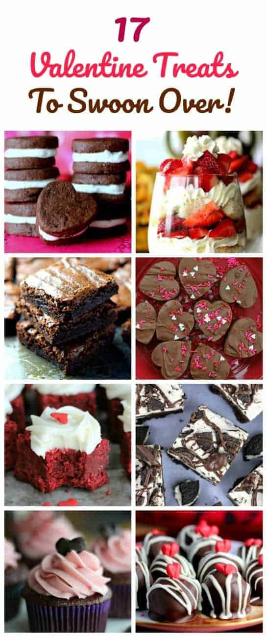 17 Valentine Treats To Swoon Over!